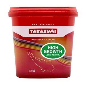 Takazumi Takazumi High Growth 2,5 KG (actie)