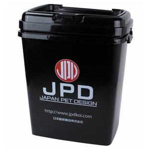 JPD | JAPAN PET DESIGN JPD Bewaaremmer - Zwart  (actie)