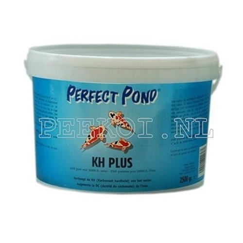 Perfect Pond Perfect Pond KH+ 2500 gram (actie)