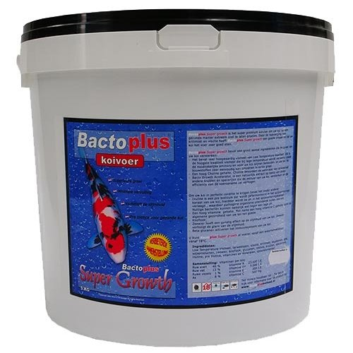 Bactoplus Bactoplus Professional Super Growth 5 KG
