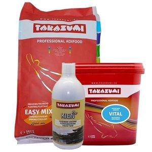 Takazumi Takazumi Easy Mix 10 kg + Takazumi Vital 2,5 kg + Takazumi Kien 1 ltr
