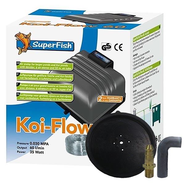Superfish Koiflow onderdelen