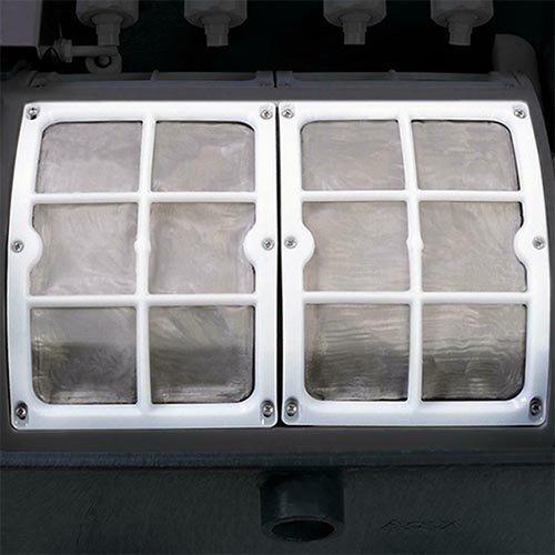Aquaforte Aquaforte Filtergaas element 120 micron RVS voor de trommelfilter
