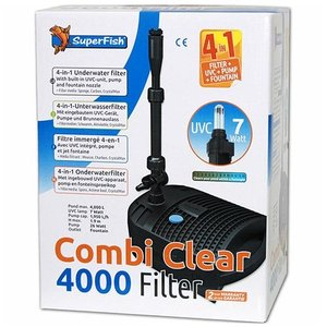 Superfish Superfish Combi Clear 4000 Filter