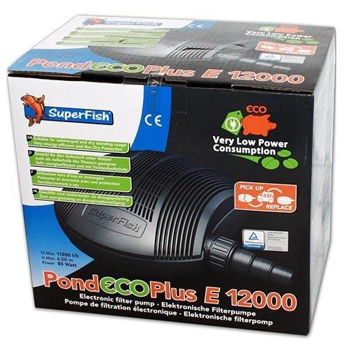 Superfish Superfish Pond Eco Plus E 12000 - 85 Watt