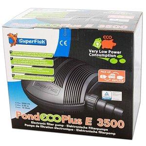 Superfish Superfish Pond Eco Plus E 3500 - 14 Watt