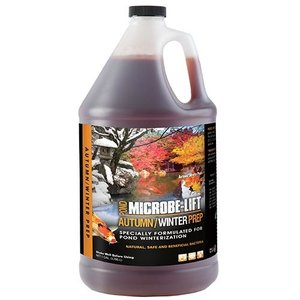 Microbe Lift Microbe Lift Autumn/Winter Prep 4 Ltr. + 8 zakjes