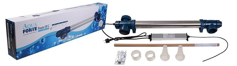 Aquaforte RVS Power UV-C T5