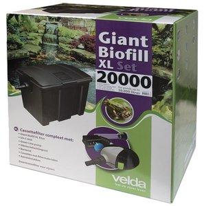 Velda Velda Giant Biofill XL Set 20000
