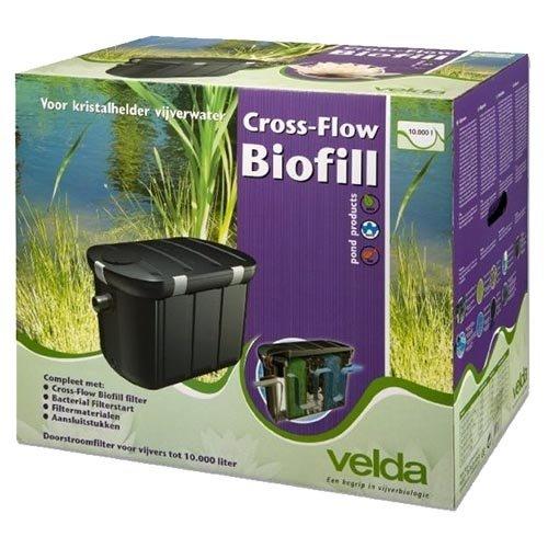 Velda Velda Cross-Flow Biofill + 18 Watt UV-C voor 10000 liter
