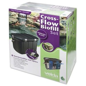 Velda Velda Cross-Flow Biofill set