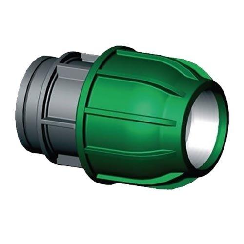 "PP Klemkoppeling met binnendraad 110 mm x 4"""