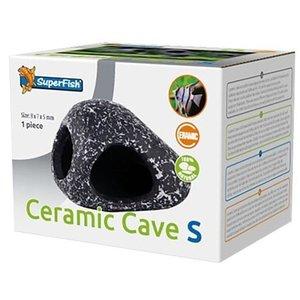 Superfish Superfish Ceramic Cave S (8 x 7 x 5 cm)