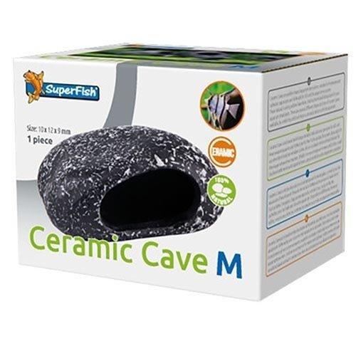 Superfish Superfish Ceramic Cave M (10 x 12 x 9 cm)