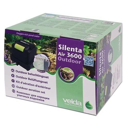 Velda Velda Silenta Outdoor 3600