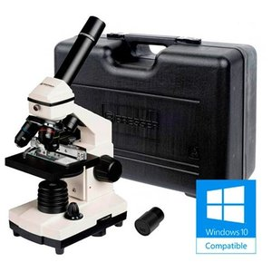 Bresser Bresser Biolux NV 20x-1280x Microscoop met HD USB camera
