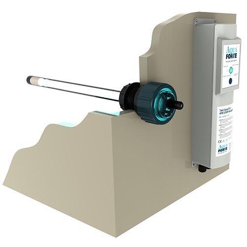 Aquaforte Aquaforte tank uv-c 40 watt Amalgaam met Urenteller