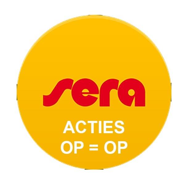 > Sera Acties <