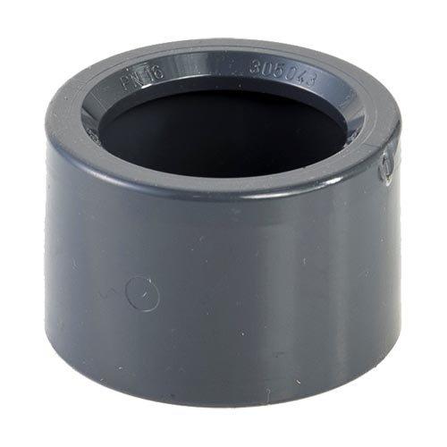 VDL PVC Verloopring VDL 63 x 50 mm
