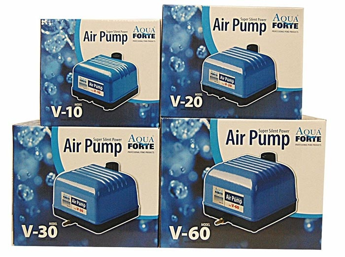 Aquaforte Hi-Flow V luchtpompen