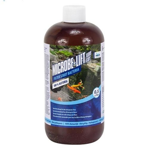 Microbe Lift Microbe-Lift  Super Start (Bead) 0,5 Ltr.