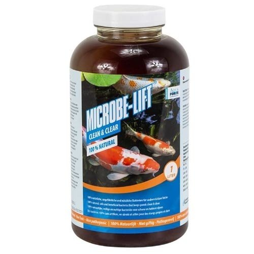 Microbe Lift Microbe-Lift Clean & Clear 1 ltr. (actie)
