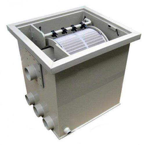 Filtreco Filtreco Drum Filter 35 Gravity