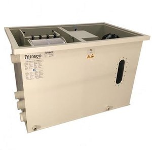 Filtreco Filtreco Combi Drum Filter 35 Pompgevoed