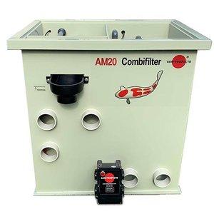 AEM AEM AM-20 Combi/Totaalfilter met 6 Bar Hogedruk pomp