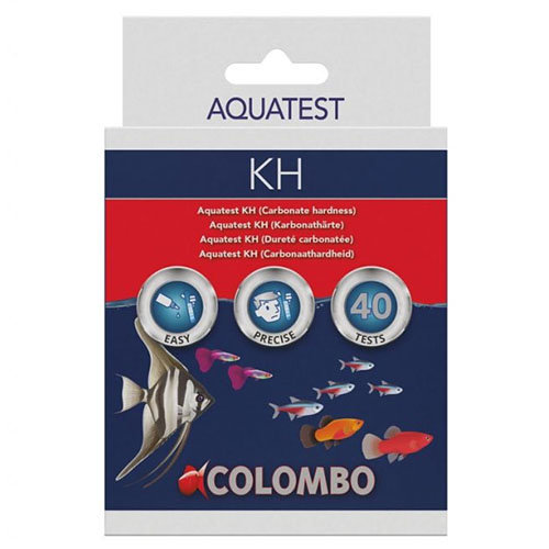 Colombo Colombo Aqua KH test