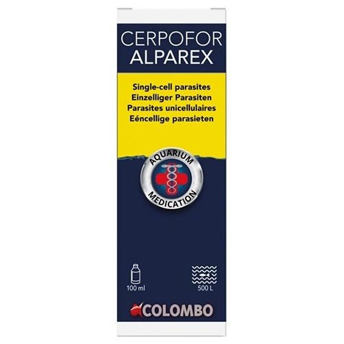 Colombo Colombo Cerpofor Alparex 100 ML / 500 LTR