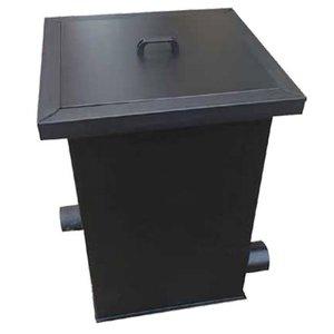 Bewegend Bed / Statisch Filter 200 liter