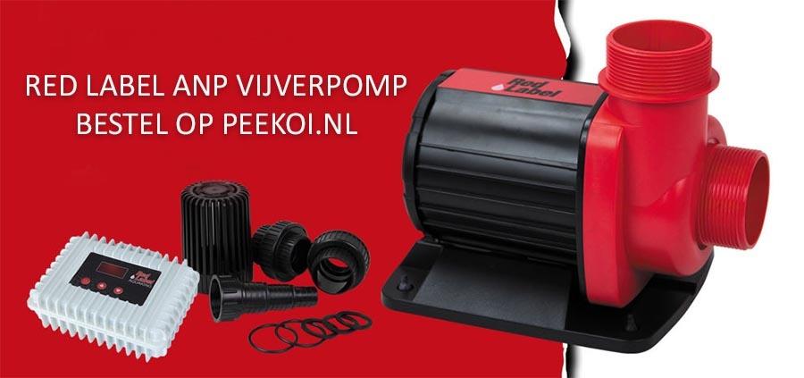 Red Label ACP vijverpomp kopen