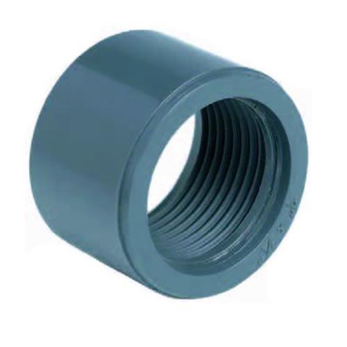 """Effast PVC lijmring 25 mm x ½"""" Binnendraad (B)"""