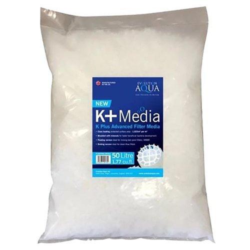 K+ (plus) Filter Media