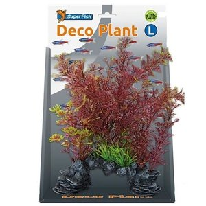 Superfish Superfish Deco Plant L Cabomba Red