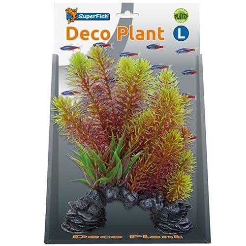 Superfish Superfish Deco Plant L Myriophyllum Red