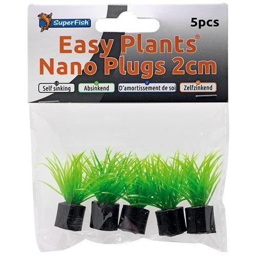 Superfish Superfish Easy Plants Nano Plug 2 cm