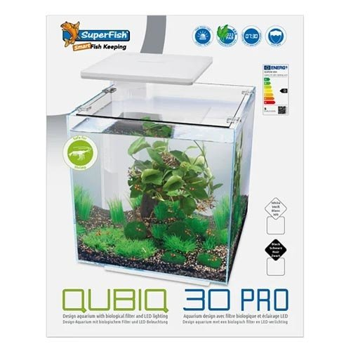 Superfish Superfish Qubiq 30 Pro wit
