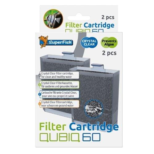 Superfish Superfish Cartridge Qubiq 60 (2 st)