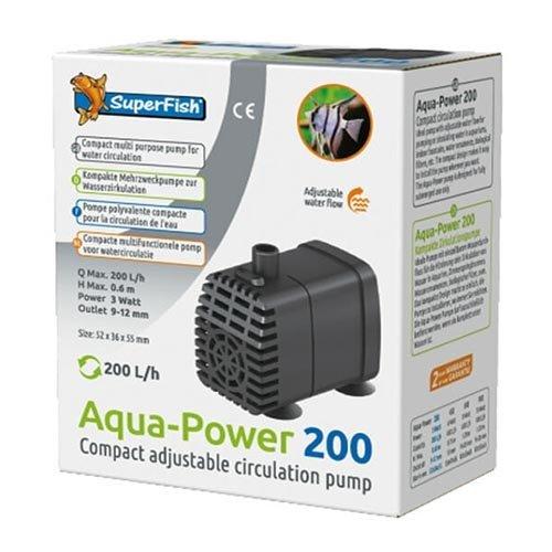 Superfish Superfish Aqua Power 200 - 200 L/H