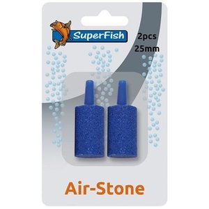 Superfish Superfish Luchtsteen Cilinder  2 stuks
