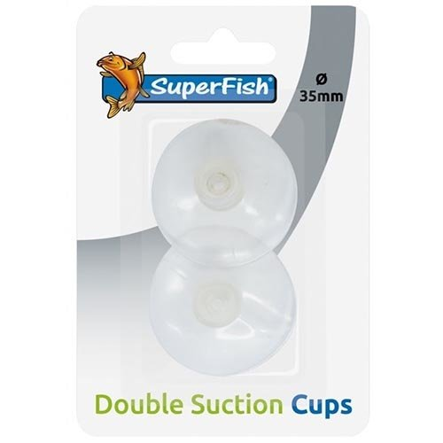 Superfish Superfish Dubbele Zuiger 35 mm 2 stuks