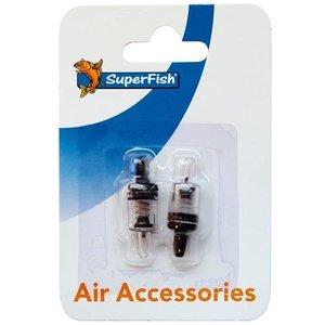 Superfish Superfish Lucht Terugslagventiel 2 stuks