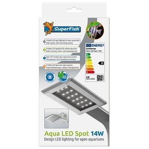 Superfish Superfish Aqua Led Spot 14 watt