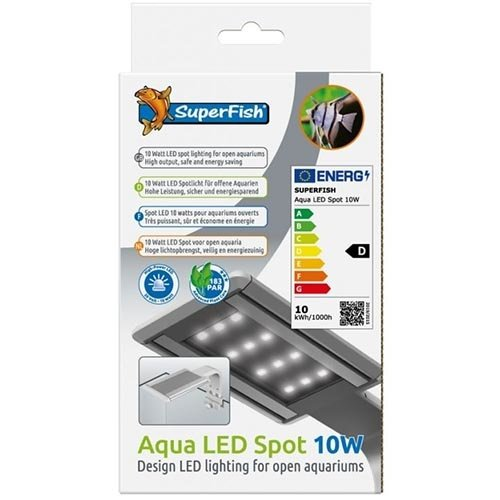 Superfish Superfish Aqua Led Spot 10 watt