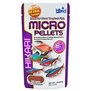 Hikari / Saki Hikari Hikari Micro Pellets 80 gram