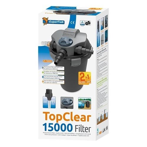 Superfish Superfish TopClear UV 15000 (11W)
