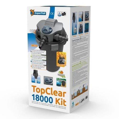 Superfish Superfish TopClear Kit 18000