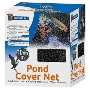 Superfish Superfish Vijverafdeknet 10x6 meter